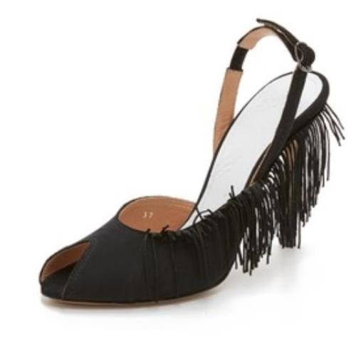 maison-margiela-fringed-heels