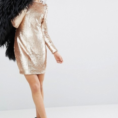 oasis-sequin-tube-dress