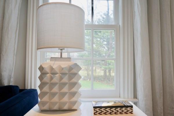 Jonathan Adler Studded Charade Lamp