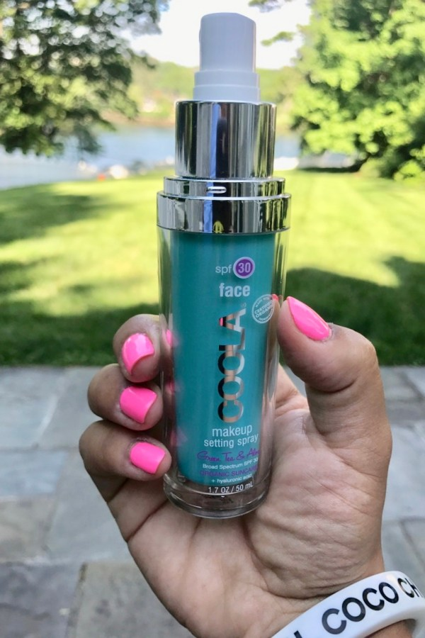 Coola Makeup Setting Spray