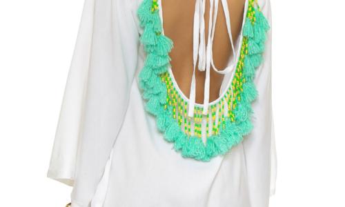 Sundress Indiana Short Beach Dress