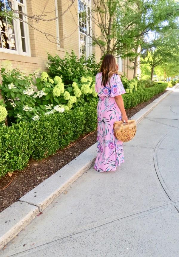Show Me Your Mumu Marianne Wrap Dress Maui Wowi