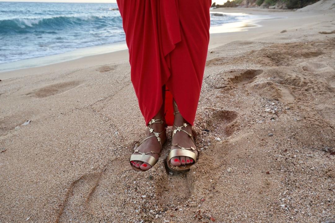 Loeffler Randall Starla Plank Sandal