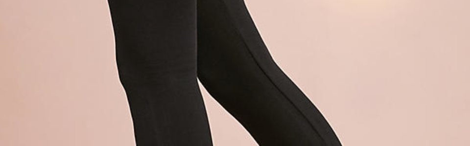 Anthropologie Fleece Lined Leggings