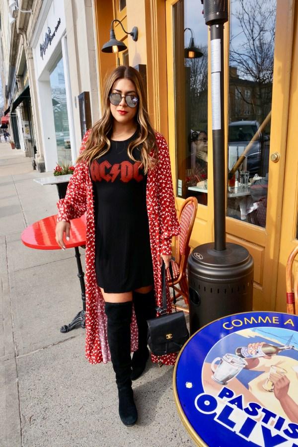 Lauren Moshi ACDC Deanna Sleeveless Dress