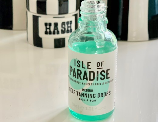 Isle Of Paradise Self Tanning Drops Review