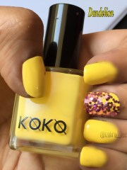 koko nail polish indie days collection