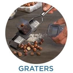 Graters & Zesters