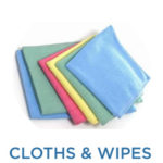 cloths and wipes