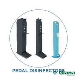 Pedal Disinfectors