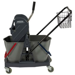 SPRINTUS Double Rolling Mop Bucket and Wringer