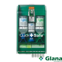 QuickSafe First Aid Station Box  - Chemical Industry