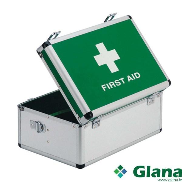 Aluminium First Aid Kit Case