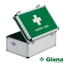 Aluminium First Aid Kit Case