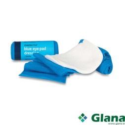 Reliance Sterile Eyepad Blue with Bandage