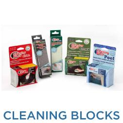 Cleaning Blocks