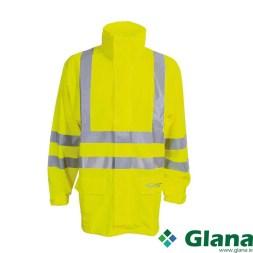 ELKA Dry Zone D-Lux Jacket HiVis