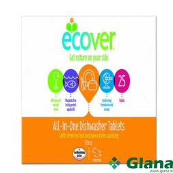 ECOVER Dishwash Tablets All In One