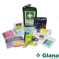 Single Person First Aid Kit Burns & Eyes