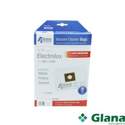 Microfibre Vacuum Bags - Electrolux Nilfisk GO & Coupe