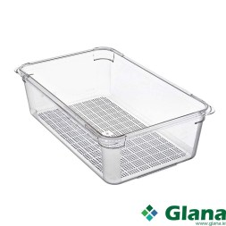 Araven PC Perforated Container