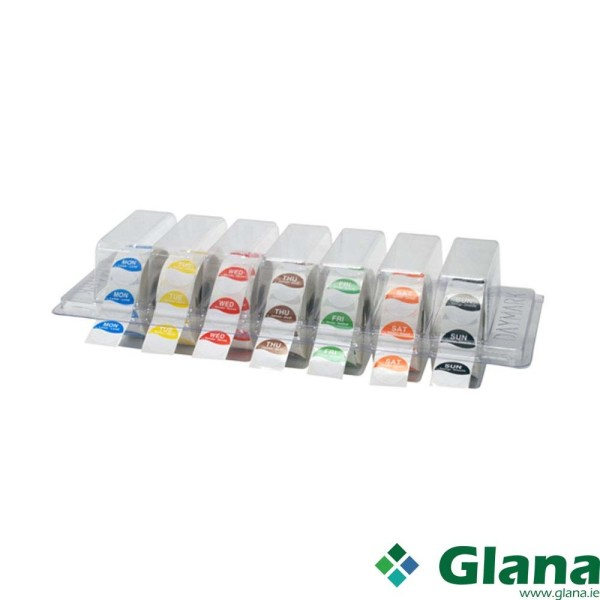 DayView Food Label Dispenser Kits