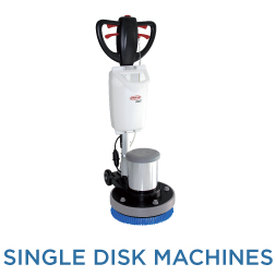 Single Disc Machines