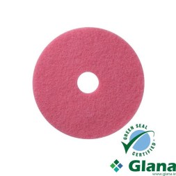 Wecoline Floor Scrub Pad Flamingo Full Cycle Rose