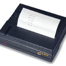 YKB-01N Thermal printer for KERN-Balances with Data interface RS-232 Thermal printer for KERN-Balances with Data interface RS-232