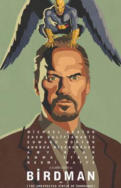 Birdman ή η Απρόσμενη Αρετή της Αφέλειας 1