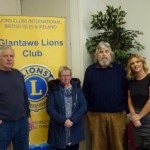 Glantawe Lions Club Members