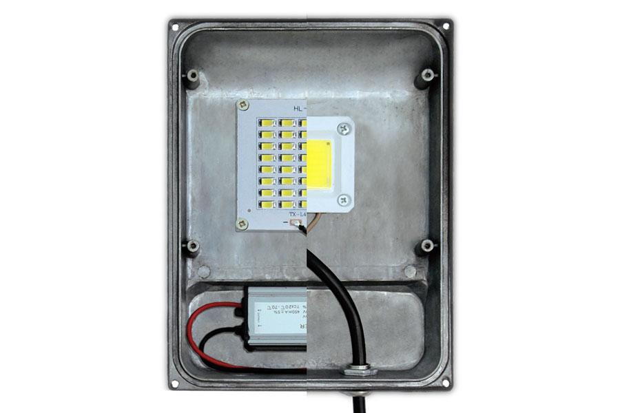Прожекторы GLANZEN на основе технологии SIP