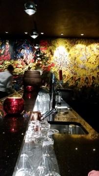 Hotel bar at Derag Livinghotel