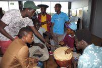The Oz Afrique band