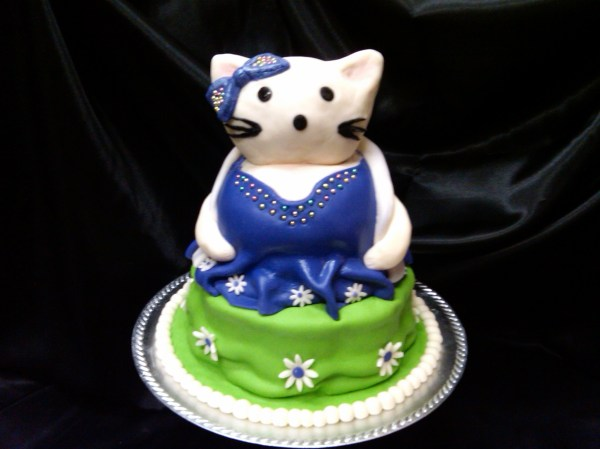 Kitty Cake Ideas And Design