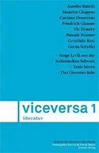 Viceversa (1) - Schweizer Literatur - Gesprengte Sprachgrenzen