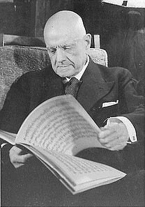 Jean Sibelius (1865-1957)