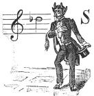 Der Teufel mit angefügtem s = Teufels - Rebus Exkurs Glarean Magazin