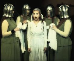 Iphigenie in Aulis - Euripides - Chor der Chalkidischen Frauen - Glarean Magazin