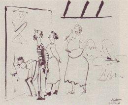 Pablo Picasso (1881-1973):
