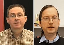 Rainer Knaak und Karsten Müller - Schach-Grossmeister - Glarean Magazin