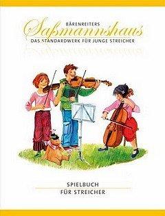 Bärenreiters Sassmannshaus - Das Standardwerk für junge Streicher - Spielbuch