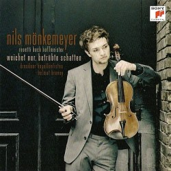 Nils Mönkemeyer (Bratsche) - Rosetti - Bach - Hoffmeister - Weichet nur, betrübte Schatten (Sony) - Nils Mönkemeyer (Viola)