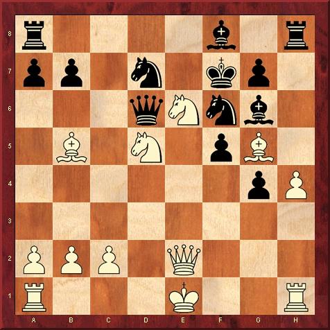 Test-Stellung 1 ((Lloyd-Ling, CorrGame 2000)