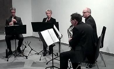 Pindakaas Saxophon Quartett - Glarean Magazin