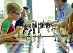 Schachschule - Jugendschach - Kinder-Schachpädagogik - Schulfach Schach - Glarean Magazin
