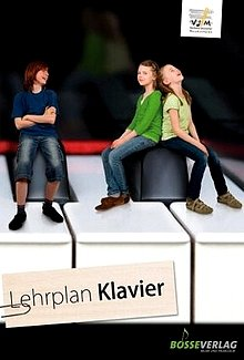 Verband Deutscher Musikschulen: Lehrplan Klavier (Bosse Verlag)