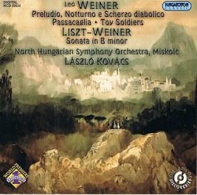 Leo Weiner - Laszlo Kovacz