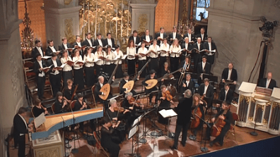 Monteverdi Chor - Glarean Magazin