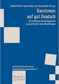 Nachschlagewerk: «Rassismus auf gut Deutsch»